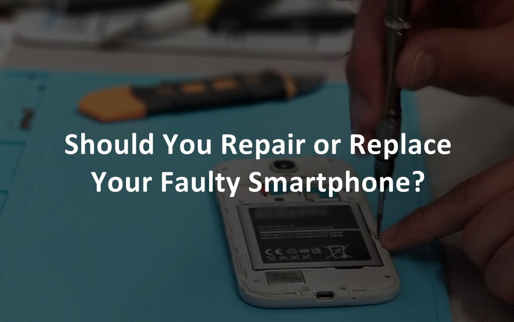 repair or replace? What is the best option?