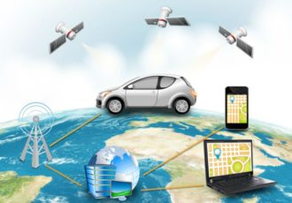 how does car gps work